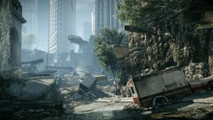 Crysis 2| Left behind by Pino44io