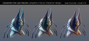 School project_Kingdom of Kirya_Kirian female_ by Spighy