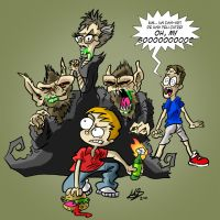 Troll 2 Legacy by mariods