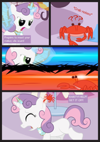 Request - Sweetie Crab Fight by REPLAYMASTEROFTIME