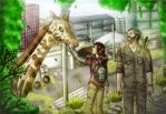 A moment of Happiness-The Last Of Us by 207DaNiElA