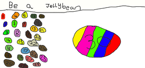 Be A Jellybean! by Laptop011