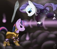 Conflict by DeMoXyRaPhYm-MSlyce