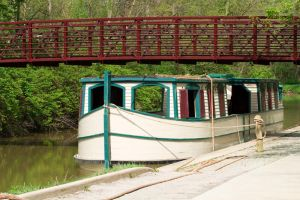 On the Historic Erie Canal by mr-lacombe