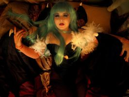 Morrigan Aensland II by CookieKabuki