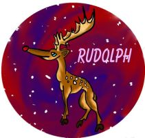 Rudolph by Caium