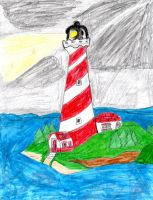 Lighthouse by SonicClone