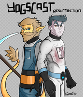 Sips and Sjin (YOGS:RES) by Hiiragi-Wasabi