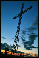 Sign of the Cross by einzig