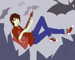 Marshall Lee for Chami by SXAE