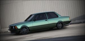 Green e21 by spittty