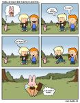 TheHell.RU Comics #58: No Bunny to Mess With... by stoofovski