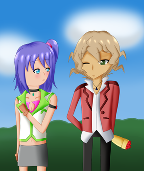.CE. Pairing Contest by Rodgier-XD