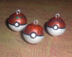 Flash On for Starter Pokeballs by GandaKris