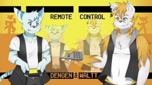 WALTT and DENGEN - Remote Control [ORIGINAL PV] by Utakoloid