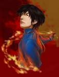 Flame Alchemist by Firnheledien