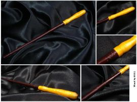 Wand for Kaolla by argyledstela