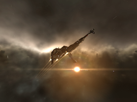 the sun in eve-online by mod1851