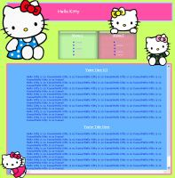 Hello Kitty Layout by purple-n-cake