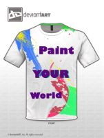 Paint Your World by xDGiiRL