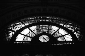 Budapest - TrainStation by Engelsblut24