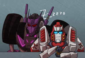 Sleepy Tarn by VolverseLoco
