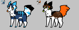 Dog /w Icon Offer to Adopts by finchfluff