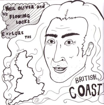 Neil Oliver by CultCartoon