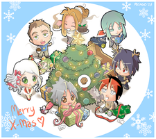 Merry X-mas everyone :D by meago