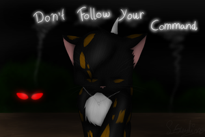 ~Don't follow your command~ by Sisa611