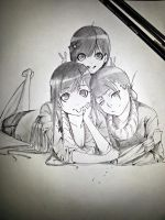 friends by Mitsoro