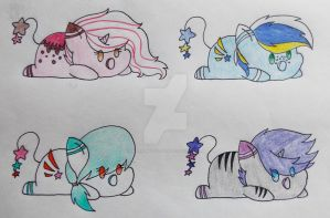 Star Trailer Adopts - CLOSED by emoandmusiclover