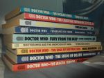 A Lot of Books... - Just Arrived! by DrWho50thAnniversary