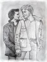 Guillaume and Jason by sarya-atelier