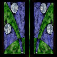 Fake Stained Glass by oceanstarr