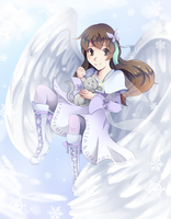 CE: Powdered Angel by Kittybaka-chan
