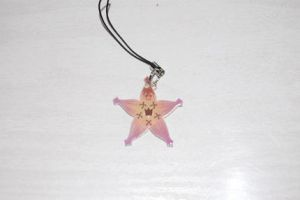 Kingdom Hearts Kairi's charm by knil-maloon