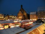 Christmas Market in Nuernberg by WillFactorMedia
