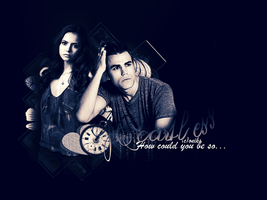 elena and stefan - heartless by lovewillbiteyou