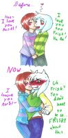 UT: SO FRISKY by hopelessromantic721