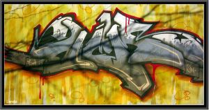 Grafitti III by LENDO