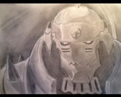 Alphonse by CoffeeChick17