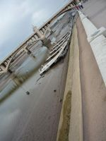 Tempe Town Lake by Kymography