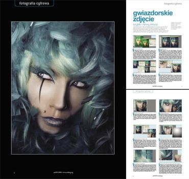 .PSD Photoshop Magazine 6-2009 by SandyLynx