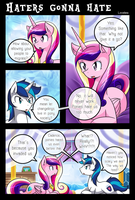 To Love Alicorn Part 45 by vavacung