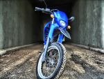 My motorcycle-Yamaha XT125X 2 by Basti-s