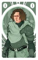 Game of Thrones' cards | Jack Loras Tyrell by SimonaBonafiniDA