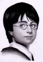 my harry potter by spolarium626