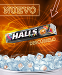 Lanzamiento Halls Night by k4tit4