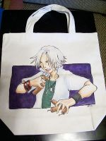 Tote Bag - Gokudera by Quatrina